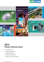 NEXCOM. Product Selection Book